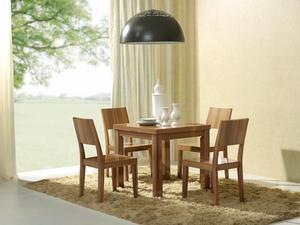 实木田园餐桌